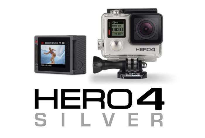 GoPro Hero 4 Silver Adventure | Waveforce